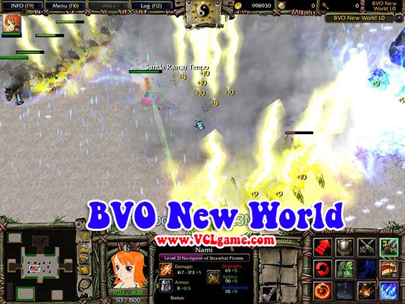 ... Bvo New World 7 ...