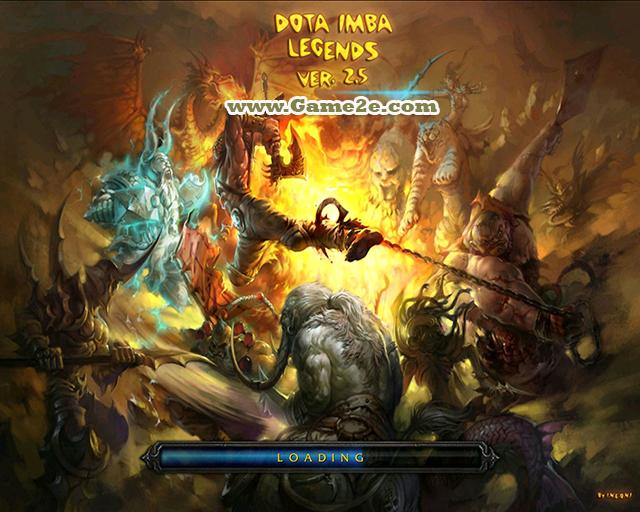 DotA Imba Legends v2.5 upd. 6
