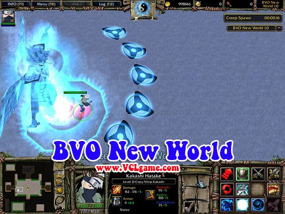 Bvo New World 5
