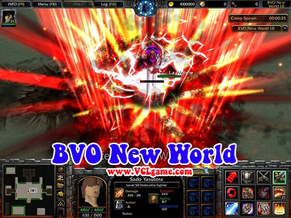 BVO New World V3.0 Released And Fix Bugs From V2.0