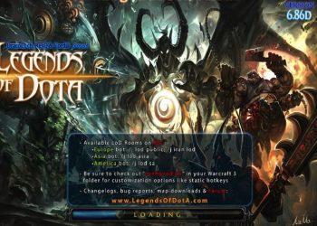 Getdota map - Dota Allstars map download on